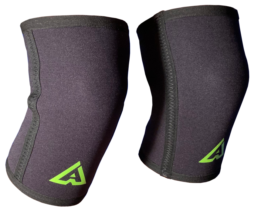 Anderson Performance Knee Sleeves 5mm neoprene with reinforced sides for superior support