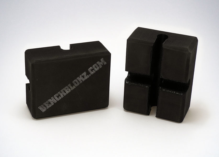 bench blokz board press device