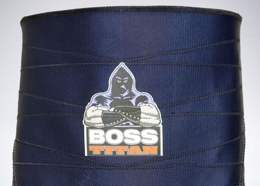 close up of boss brief