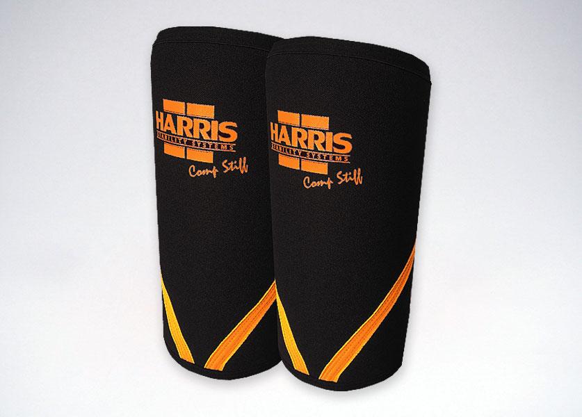 harris strongman knee sleeves