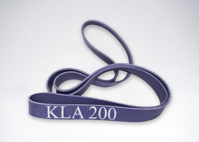 a pair of kla 200 resistance bands