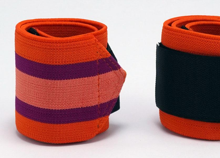 close up of kla 2000 wrist wrap