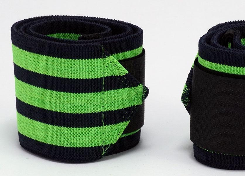 close up of kla 3500 wrist wrap