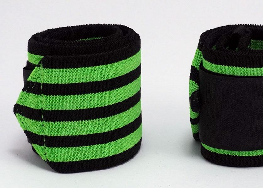 close up of kla 4000 wrist wrap