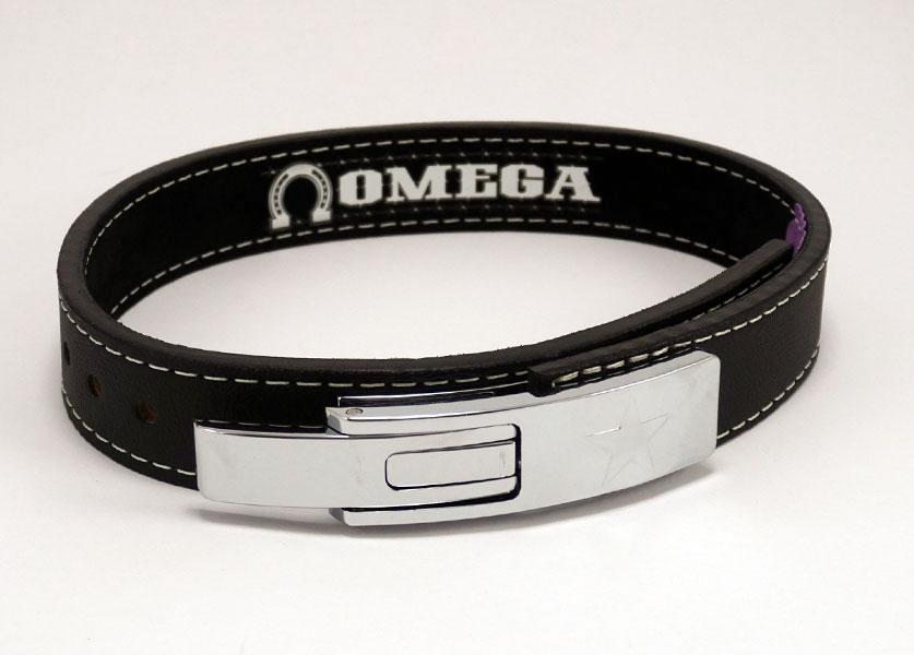 omega lever bench belt