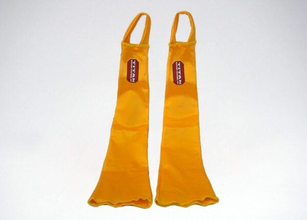 titan shirt slipons in yellow